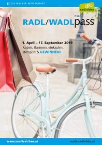 RADL/WADLpass geht in die 2. Runde